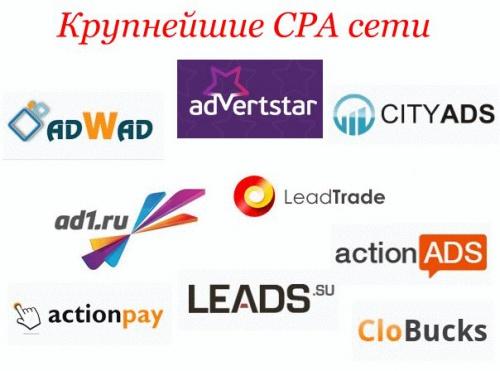 Монетизация сайта cpa партнерками